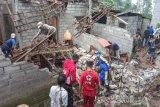 Bencana tanah bergerak di Boyolali