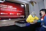 Pertamina Cilacap sumbangkan 25 kantong plasma konvalesen