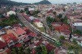 Aktivasi Kembali Jalur Kereta Api Pulau Air