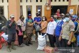 Dinas Sosial Papua sudah serahkan bantuan korban banjir di Keerom