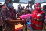Masa operasi PMI bantu korban gempa Sulbar hingga Mei 2021