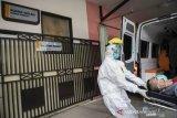 Pasien positif COVID-19 meninggal dunia empat orang di Tarakan
