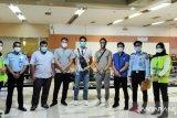 Empat pencari suaka asal Timur Tengah dipindahkan ke Jakarta