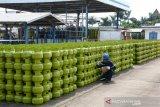 Pertamina Sulut memastikan stok LPG aman saat Imlek