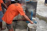 BNN Papua musnahkan sabu dan ganja milik empat tersangka