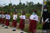 Menteri Pendidikan Nadiem harapkan siswa SMK di Papua berpikir kewirausahaan