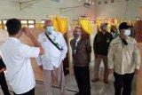 Baznas DIY menyalurkan bantuan bilik untuk pengungsi Merapi