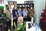 Pojok Baca Digital di Kelurahan Melayu diluncurkan