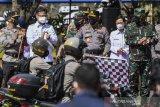 Menkes minta TNI-Polri bantu pemerintah sukseskan vaksinasi massal COVID-19