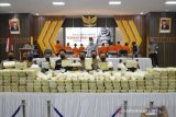 Polda Aceh Gagalkan Penyelundupan 350 Kilogram Sabu