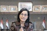 Sri Mulyani: Anggaran program PEN 2021 mencapai Rp688,33 triliun