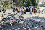 PKK Kendari bantu korban kebakaran rumah hingga rata tanah