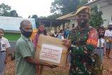 TNI bantu buku tingkatkan minat baca pelajar di perbatasan RI-Timor Leste