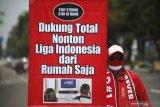 LIB pertimbangkan sanksi bagi klub-pemain langgar prokes
