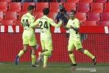 Atletico kukuhkan posisi puncak setelah menang di Granada