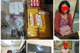 Polresta Padang ungkap perdagangan ilegal obat aborsi, amankan dua pasangan