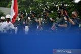 Penutupan Pendidikan Pertama Bintara TNI AD