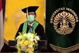 UI kukuhkan delapan guru besar dari fakultas kedokteran