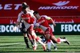 Gol menit akhir Wissam Yedder selamatkan Monaco dari kekalahan