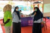 Seluruh warga binaan Lapas Perempuan mengikuti penyuluhan hukum
