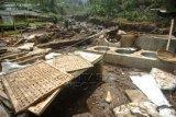 Pascabanjir bandang di Tegal