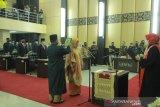 Nurnisma resmi menjabat sebagai ketua DPRD Kota Solok periode 2019/2024