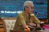 Gubernur Ganjar lebih utamakan persuasif terkait sanksi penolak vaksinasi