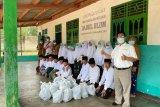 Hari Gizi Nasional, GGF bantu sembako untuk pondok pesantren