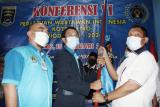 Rino Panduwinata nahkodai PWI Metro periode 2021-2024