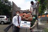 Bank Jateng bantu korban bencana alam di Temanggung