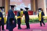 Irwan Prayitno menjadi Guru Besar Luar Biasa di UNP