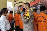 Kasus pembalakan liar dan penganiaya mantri hutan di Blora berhasil diungkap