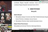 MK  juga tolak gugatan yang diajukan Cagub Sumbar Nasrul Abit-Indra Catri