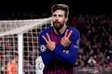 Pique: Messi terlihat lebih bahagia saat ini di Barcelona