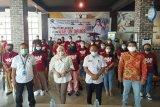BNNP Kalteng gandeng pegiat medsos sosialisasikan bahaya narkoba
