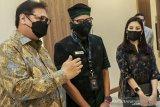 Menko Airlangga masuk lima besar sentimen positif pemberitaan media