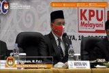 KPU Kalteng segera tetapkan calon pasangan cagub-cawagub terpilih