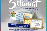 Laboratorium Peternakan Unhas Makassar pertama raih akreditasi SNI di Indonesia