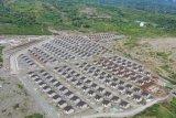 Kementerian PUPR menyatakan hunian tetap di Palu bisa segera dihuni