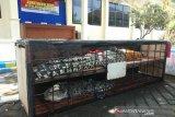 Polda DIY mengungkap enam kasus perniagaan kepemilikan satwa dilindungi