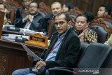 Wamenkumham sebut dua menteri tersangka korupsi layak dituntut hukuman mati