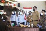 Pembangunan Zona Integritas Kemenkumham Sulsel didukung Bupati Gowa dan Kepala Ombudsman