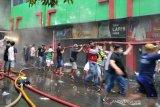 Kebakaran di Pasar Kliwon Kudus diduga akibat  korsleting listrik