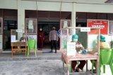 Polres Talaud kawal vaksinasi COVID-19 di 23 lokasi