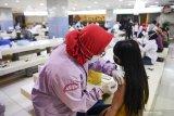 Pedagang hingga PKL di Yogyakarta didata untuk vaksinasi COVID-19