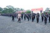 Seratus personel Brimob Jambi di BKO jaga keamanan di Papua