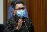 Mantan Plt Kadis PUPR Muara Enim Ramlan Suryadi dipenjara di Rutan Palembang