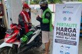 15 SPBU jual Pertalite harga khusus di Manado