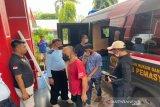 Empat napi narkoba Lapas Kendari dipindahkan akibat over kapasitas