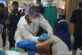 150 nakes untuk vaksinasi massal di Pasar Tanah Abang